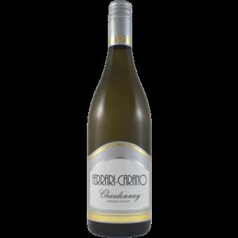 Bottle shot for 2019 Ferrari Carano Chardonnay