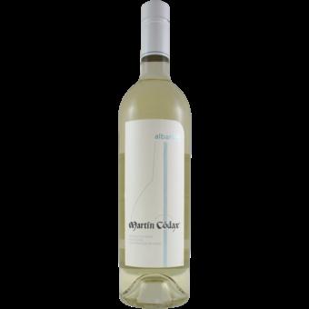 Bottle shot for 2020 Martin Codax Albarino