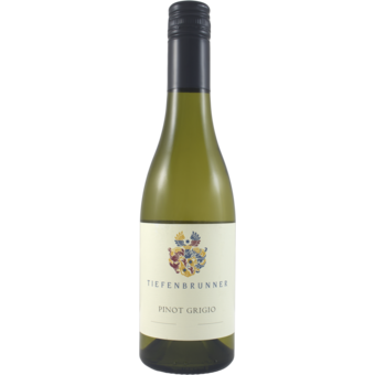 Bottle shot for 2020 Tiefenbrunner Pinot Grigio