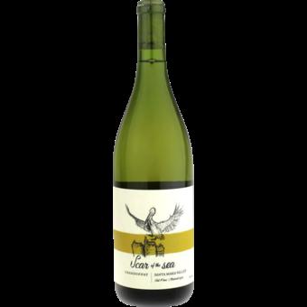 Bottle shot for 2019 Scar Of The Sea Santa Maria Chardonnay