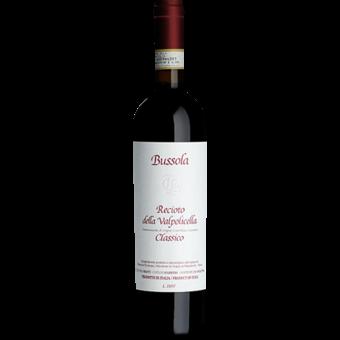 Bottle shot for 2015 Bussola Recioto Della Valpolicella Classico