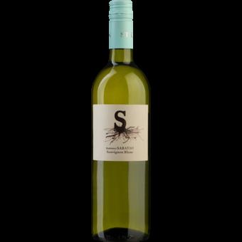 Bottle shot for 2018 Hannes Sabathi Sauvignon Blanc Sudsteiermark