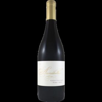 Bottle shot for 2018 Annabella Pinot Noir