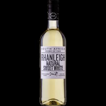 Bottle shot for 2020 Rhanleigh Natural Sweet White
