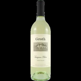 Bottle shot for 2020 Groth Vineyards Sauvignon Blanc