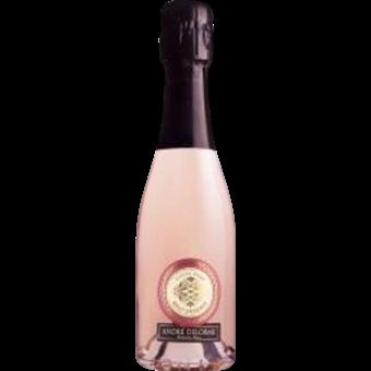 Bottle shot for  Andre Delorme Brut Reserve Cuvee Rose