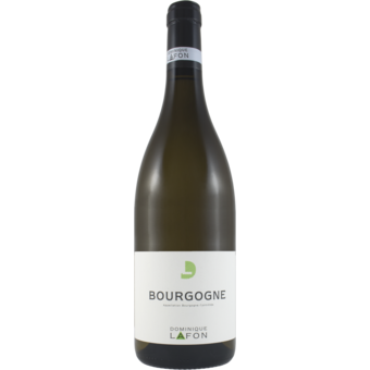 Bottle shot for 2019 Dominique Lafon Bourgogne Blanc