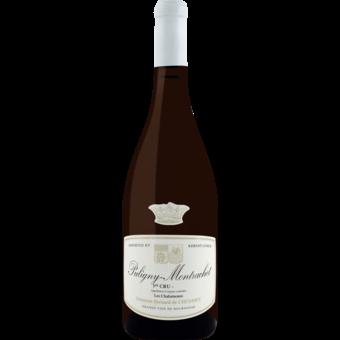 """Bottle shot for 2019 Cherisey Puligny Montrachet 1er Cru """"Les Chalumeaux"""""""