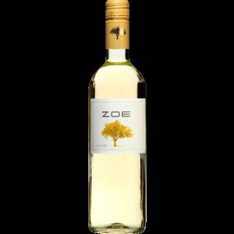 Bottle shot for 2020 Domaine Skouras Zoe White