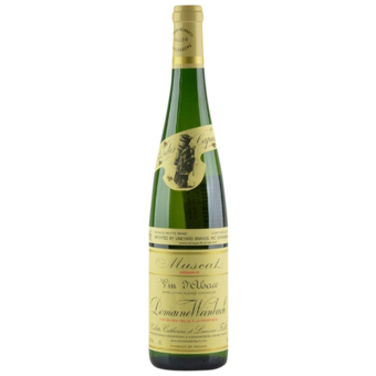 Bottle shot for 2019 Weinbach Reserve Muscat