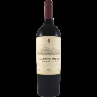 Bottle shot for 2019 Shannon Ridge High Elevation Cabernet Sauvignon
