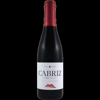 Bottle shot for 2018 Quinta De Cabriz Dao
