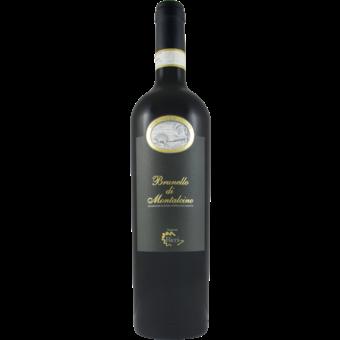 Bottle shot for 2016 Capanne Ricci Brunello Di Montalcino