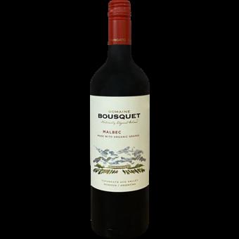Bottle shot for 2020 Domaine Bousquet Malbec
