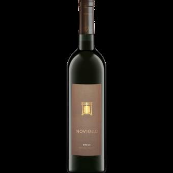 Bottle shot for 2014 Noviello Brava Red Blend