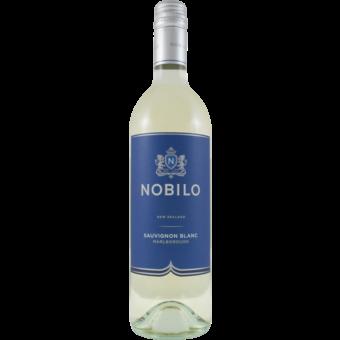 Bottle shot for 2020 Nobilo Sauvignon Blanc