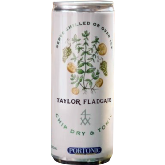 Bottle shot for  Taylor Fladgate Port And Tonic In A Can