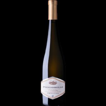 Bottle shot for 2019 Poggiobello Friulano