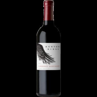 Bottle shot for 2016 Hunter's Ridge Napa Cabernet Sauvignon