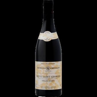 Bottle shot for 2017 Domaine Robert Chevillon Nuits St. Georges Vieilles Vignes
