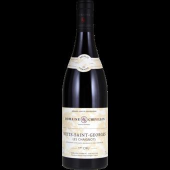 """Bottle shot for 2017 Domaine Robert Chevillon Nuits St. Georges 1er Cru """"Les Chaignots"""""""