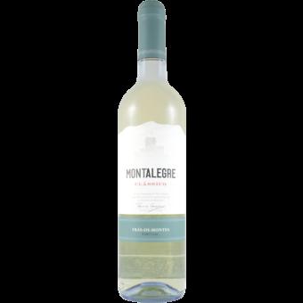 Bottle shot for 2020 Montalegre Classico Branco