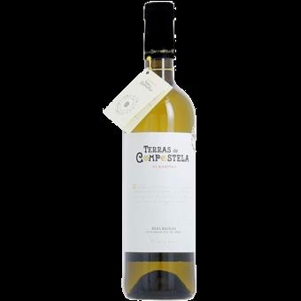 Bottle shot for 2020 Compostela Val Do Salnes Albarino