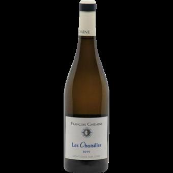 Bottle shot for 2019 Francois Chidaine Montlouis Les Choisilles