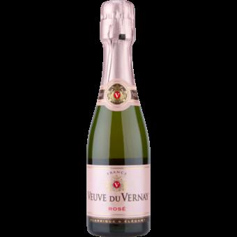 Bottle shot for  Veuve Du Vernay Brut Rose