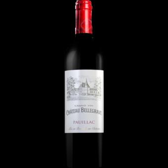 Bottle shot for 2019 Chateau Bellegrave