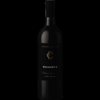 Bottle shot for 2016 Erikson And Caradin Reserve Cabernet Sauvignon