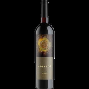 Bottle shot for 2018 Adeptos Reserve Napa Cabernet Sauvignon