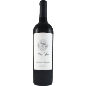 Bottle shot for 2018 Stags Leap Winery Cabernet Sauvignon