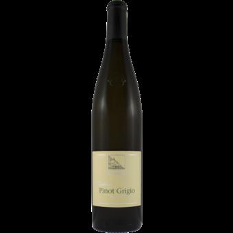 Bottle shot for 2020 Terlano Pinot Grigio