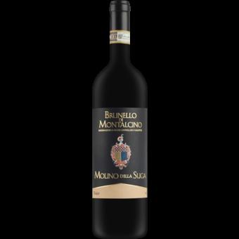 Bottle shot for 2015 Molino Della Suga Brunello
