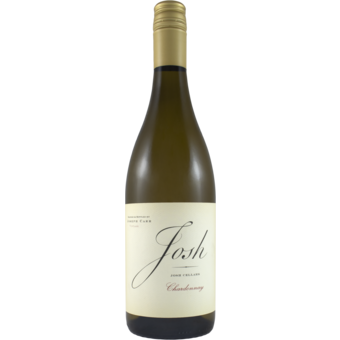 Bottle shot for 2020 Josh Cellars Chardonnay