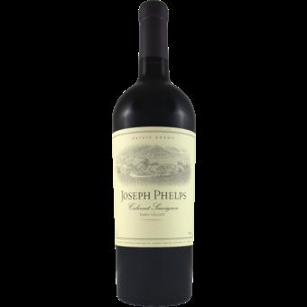 Bottle shot for 2019 Joseph Phelps Cabernet Sauvignon