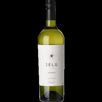 Bottle shot for 2021 Jelu San Juan Zonda Valley Torrontes