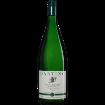 Bottle shot for 2020 Darting Feuerberg Riesling Kabinett Halbtrocken