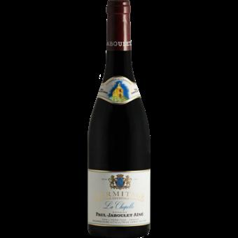 Bottle shot for 2019 Paul Jaboulet Hermitage La Chapelle