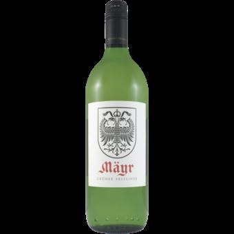 Bottle shot for 2020 Mayr Gruner Veltliner
