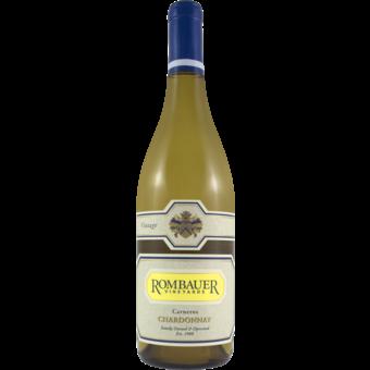 Bottle shot for 2020 Rombauer Carneros Chardonnay