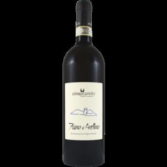 Bottle shot for 2020 Ciro Picariello Fiano Di Avellino