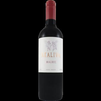 Bottle shot for 2020 Benegas Malbec Ataliva