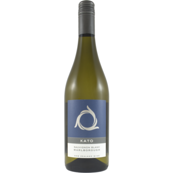 Bottle shot for 2020 Kato Sauvignon Blanc
