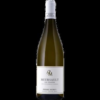 Bottle shot for 2019 Pierre Morey Meursault Les Tessons