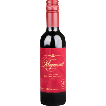 Bottle shot for 2018 Raymond Reserve Selection Cabernet Sauvignon