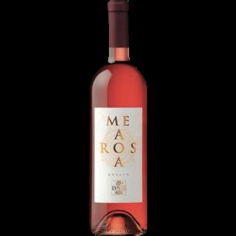 Bottle shot for 2020 Lunae Rosato Mea Rosa
