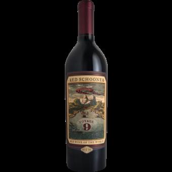 Bottle shot for  Caymus Red Schooner Voyage 9