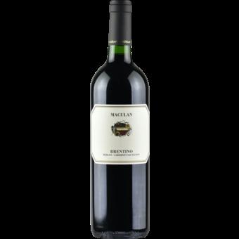 Bottle shot for 2019 Maculan Brentino Cabernet/Merlot